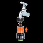 Raccord robinet 19 png