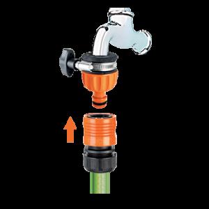 Raccord robinet lisse 03