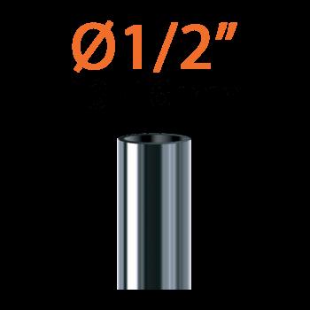 Tuyau 13-16 mm diam 1-2